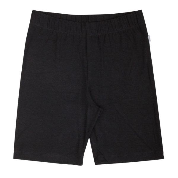 Joha bambus lange shorts sort -0