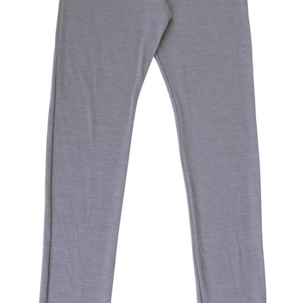 Joha uld silke leggings grå -0