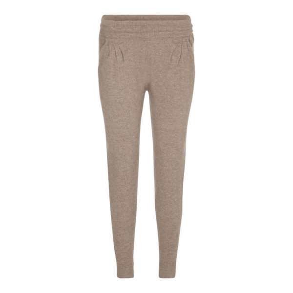 Scandinavianlux cashmere hygge bukser beige
