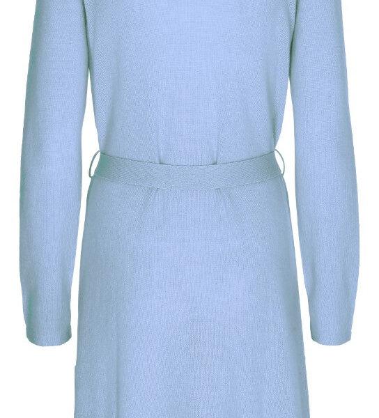 Scandinavianlux cashmere kimono - baby blue til kvinder