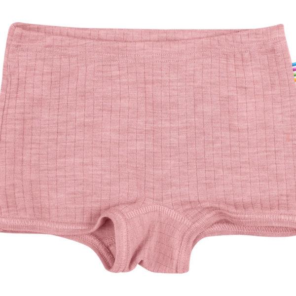Joha uld rib hipster rosa-0