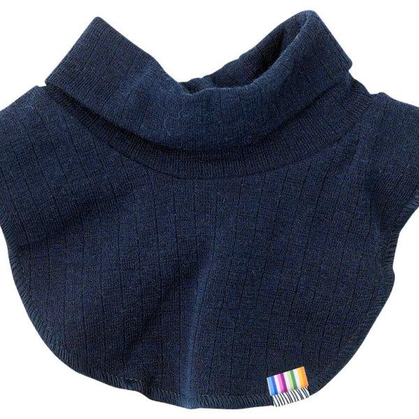 Joha uld halsedisse blå -0