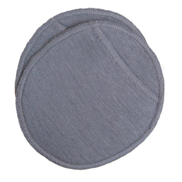 Joha uld-silke ammeindlæg grå-0