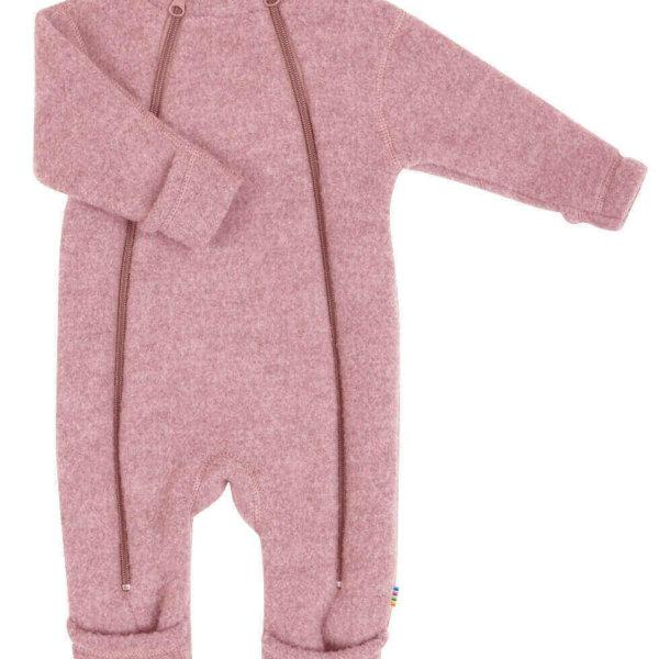 Joha OEKO TEX® børstet 100% merino uld dragt i grå til børn til Scandinavianlux.com