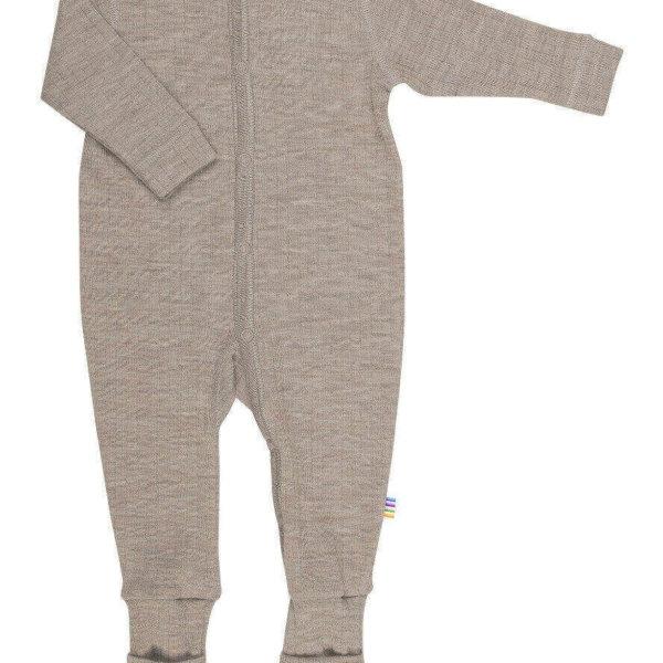 Joha OEKO-TEX® uld natdragt blå til børn hos Scandinavianlux.com