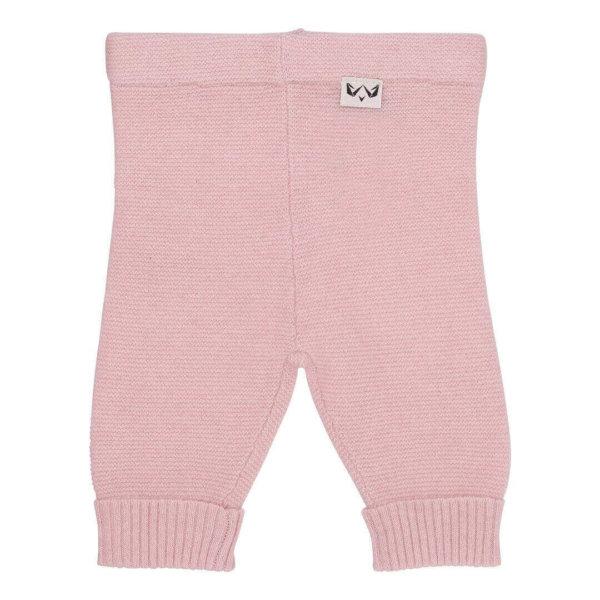 Minilux cashmere bukser baby pink-0