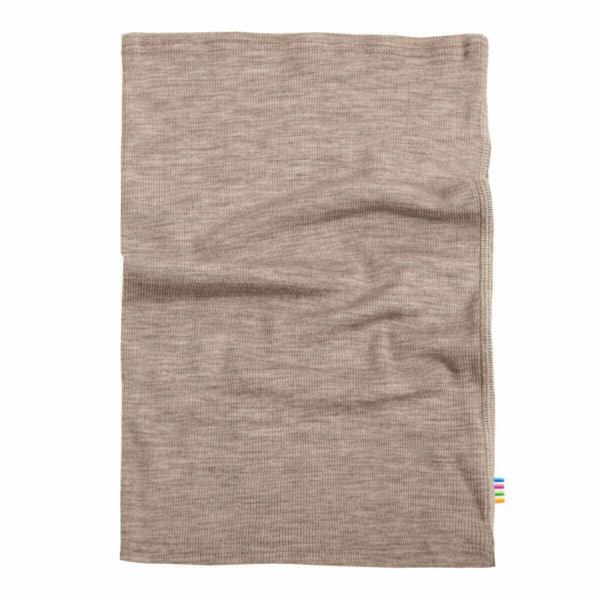 Joha uld-silke halsedisse i beige-0