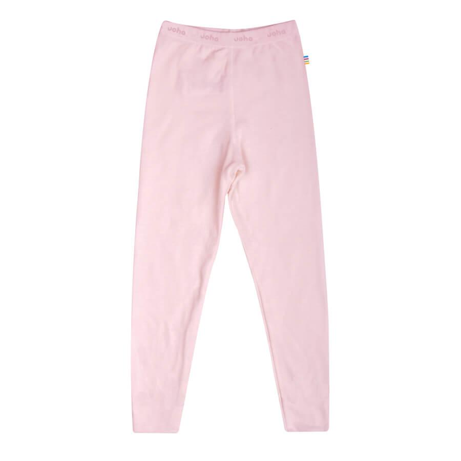 Joha økologisk bambus leggings-natbukser lyserød