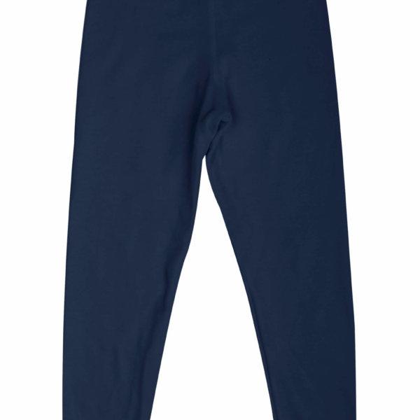 Joha økologisk bambus leggings-natbukser mørkeblå