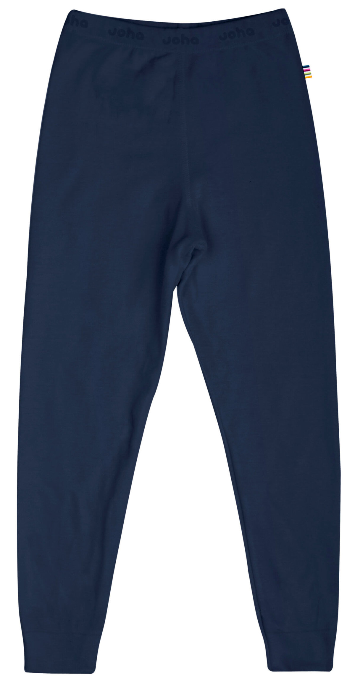 Joha økologisk bambus pyjamasbukser i mørkeblå