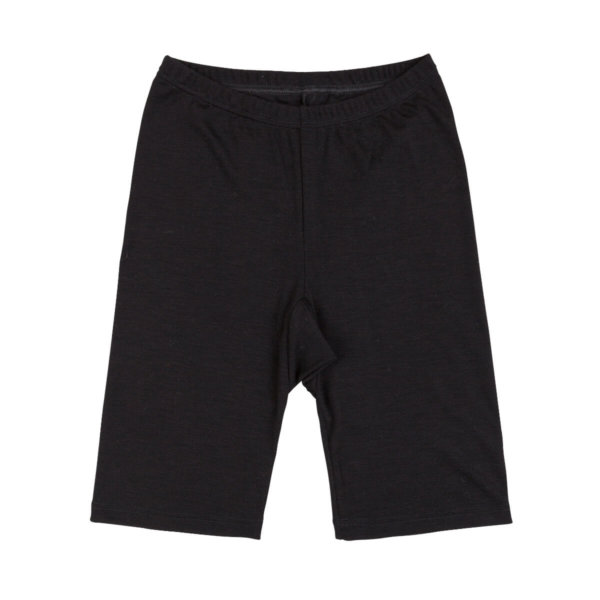 Joha uld-silke shorts sort