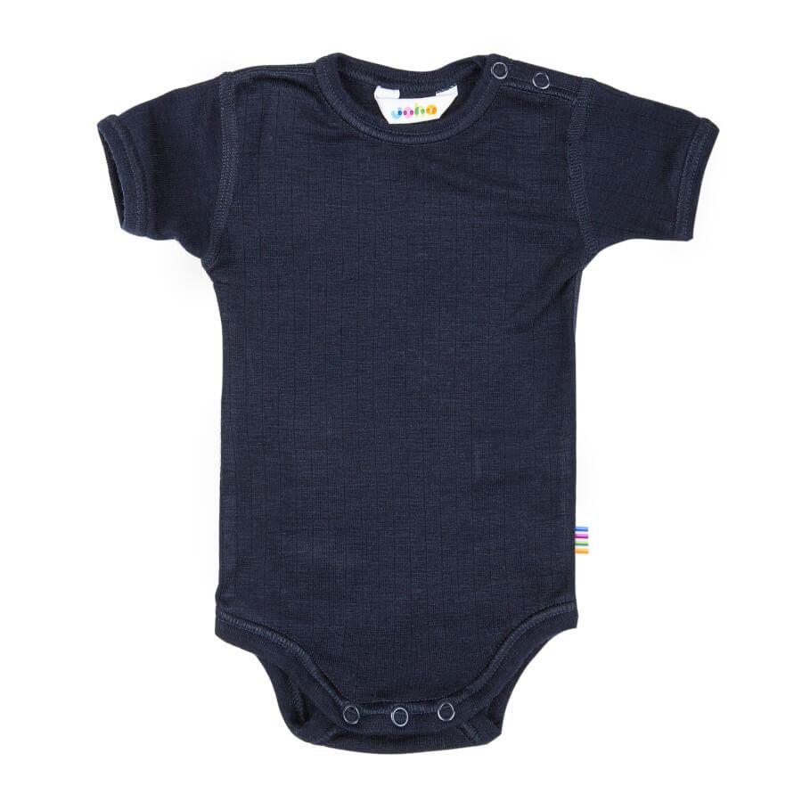 Joha body med korte ærmer mørkeblå